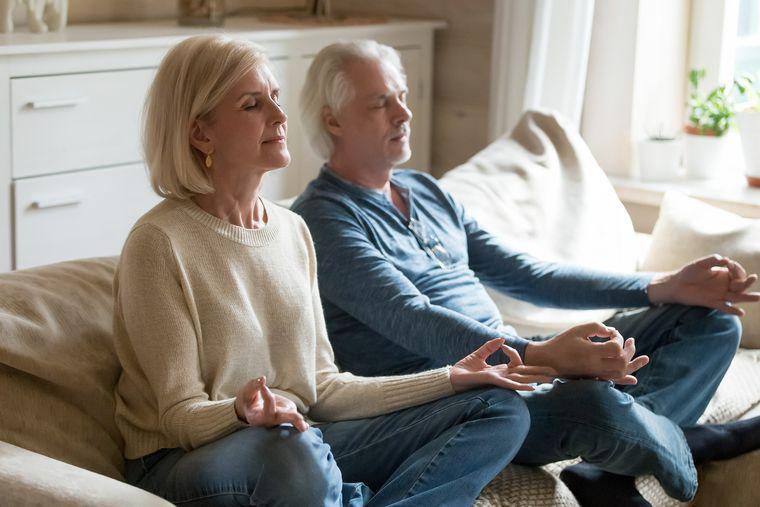 meditación salud