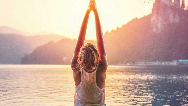 meditación te conecta