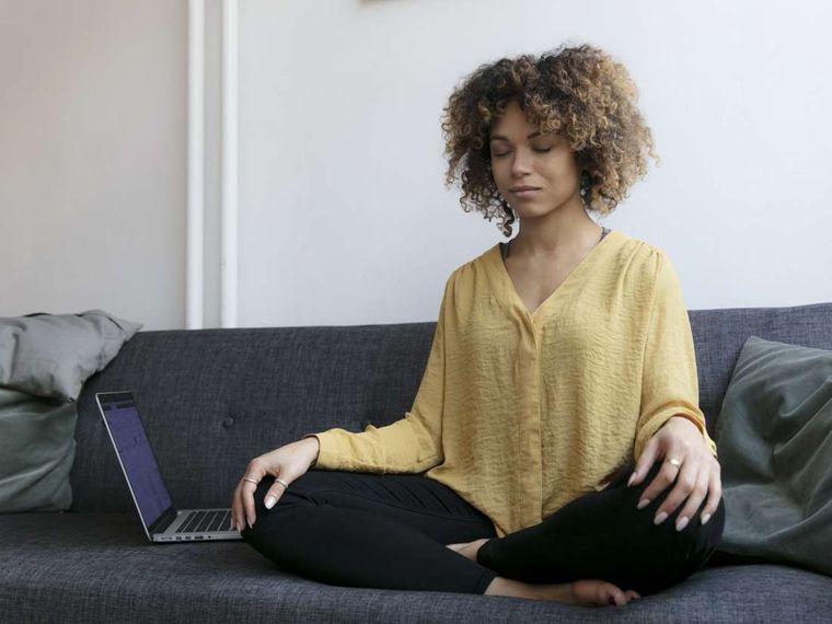 meditación tiempo bienestar
