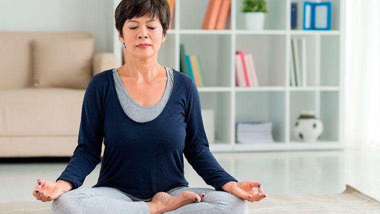 meditación tranquilidad