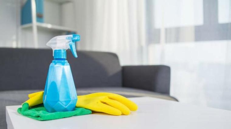 limpiar superficies
