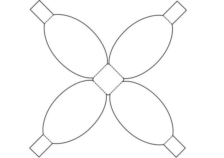 modelo-flor-imprimir
