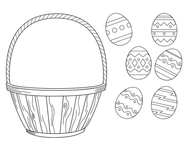 modelo-huevo-imprimir-cesto
