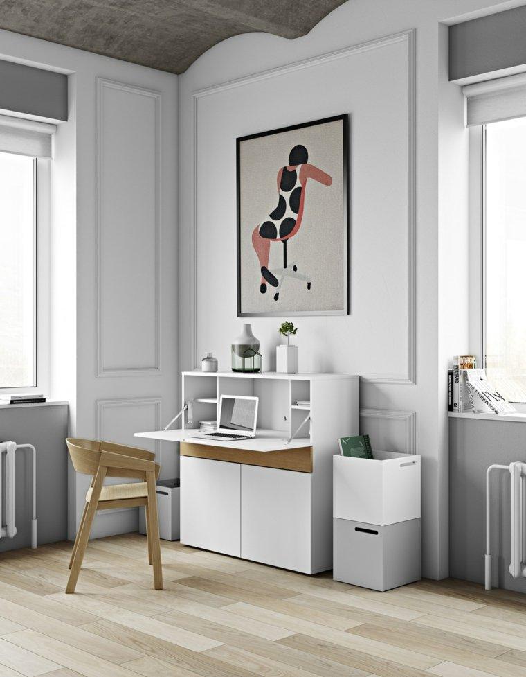 oficina en casa ideas-ordenador