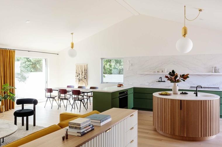 diseños de cocinas 2020
