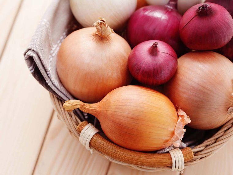 productos naturales cebollas salud