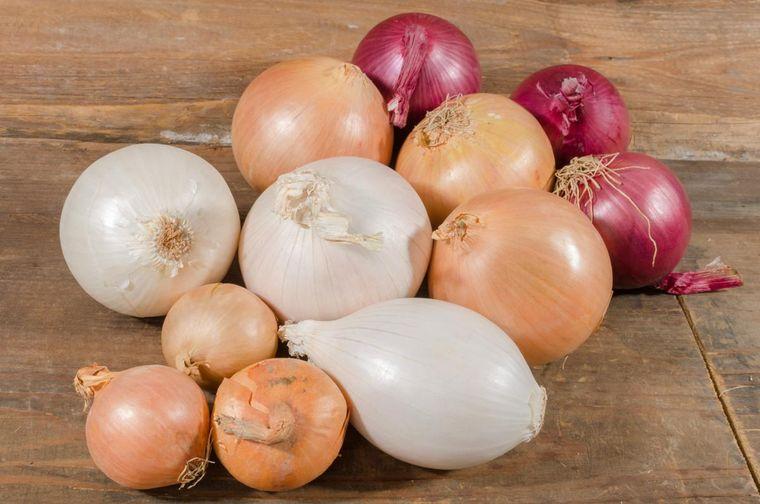 productos naturales cebollas