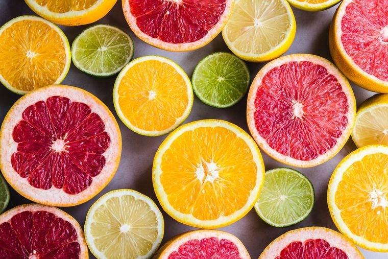 productos naturales citricos