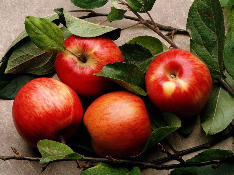 propiedades de la manzana antioxidante