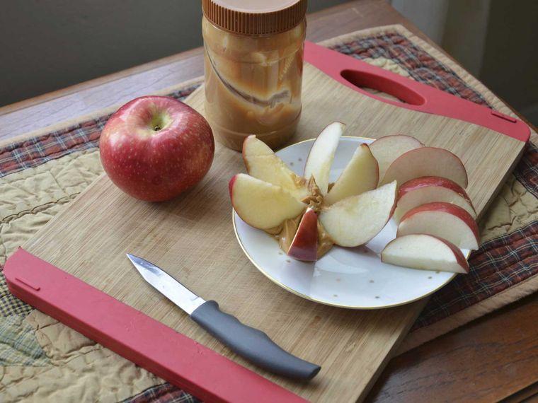 propiedades de la manzana carbohidrato