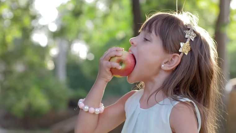 propiedades de la manzana comer