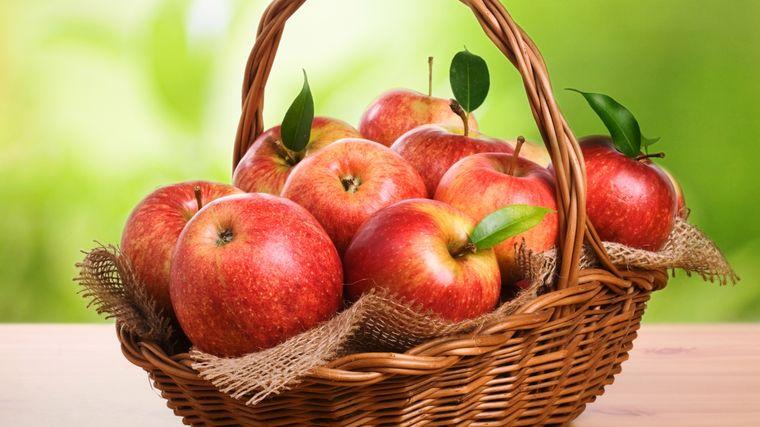 propiedades de la manzana consumo diario