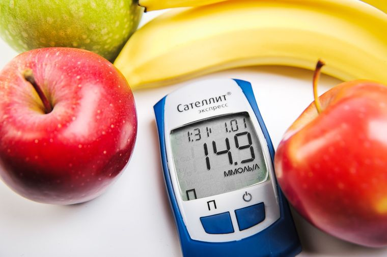 propiedades de la manzana diabetes