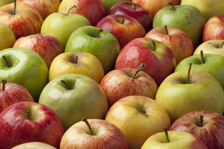 propiedades de la manzana dieta