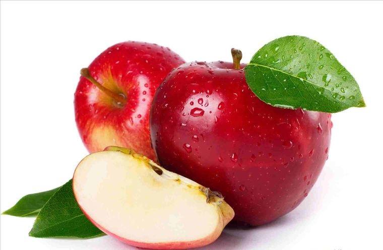 propiedades de la manzana enteras