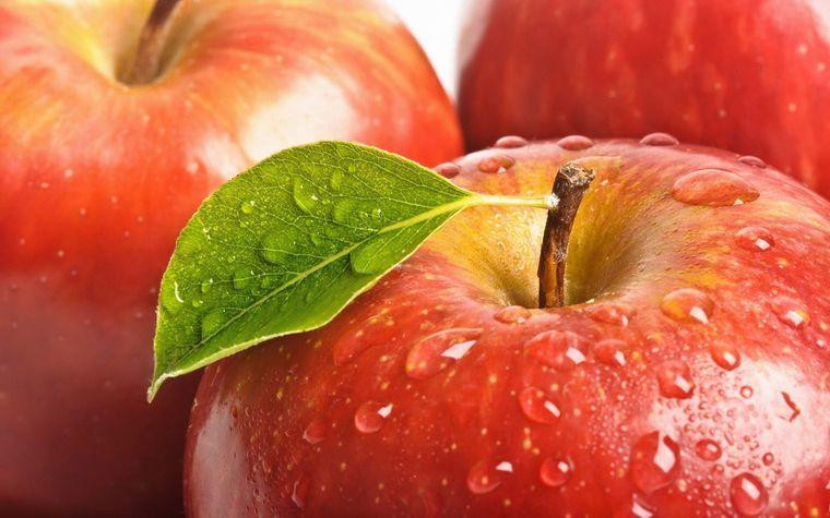 propiedades de la manzana fresca