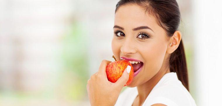 propiedades de la manzana fructuosa