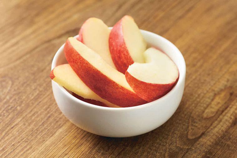 propiedades de la manzana ingesta diaria