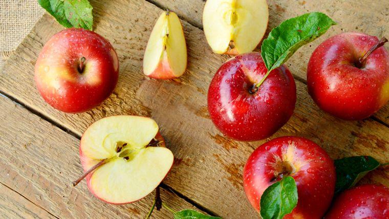 propiedades de la manzana para estomago