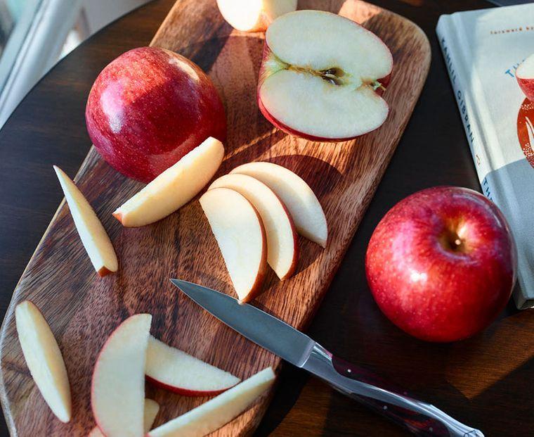 propiedades de la manzana polifenoles