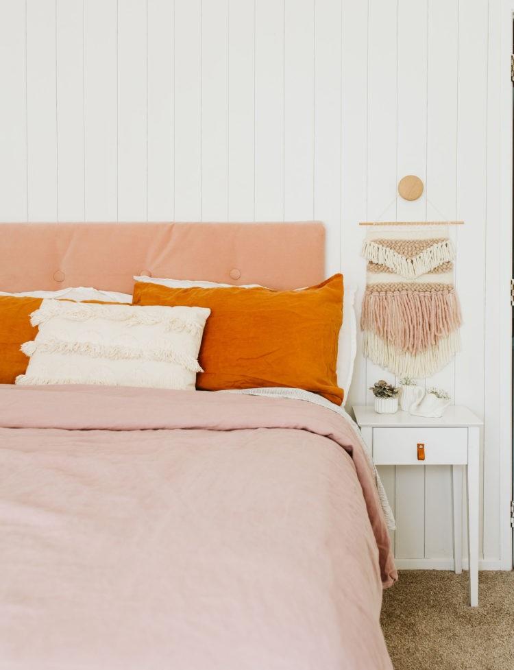ropa-cama-color-rosa-estilo