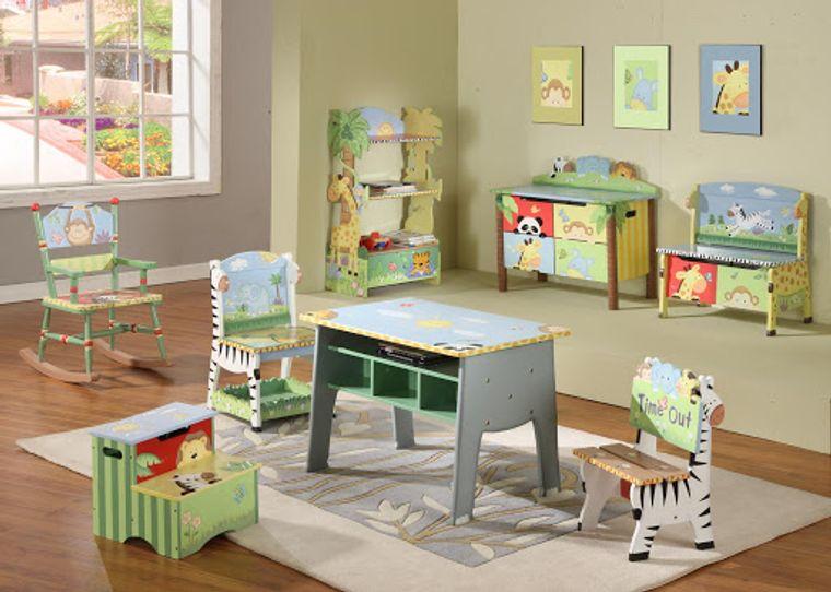 sala de juegos infantil