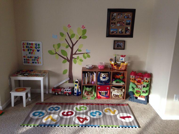 sala de juegos niños
