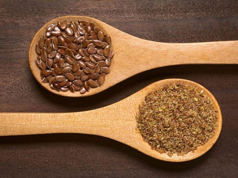 semillas de linaza ayuda colesterol
