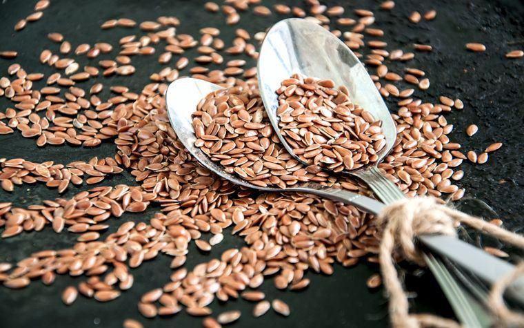 semillas de linaza consumo