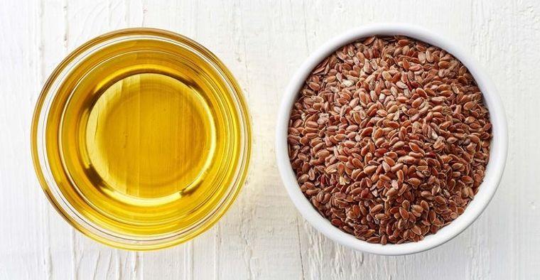 semillas de linaza dietas