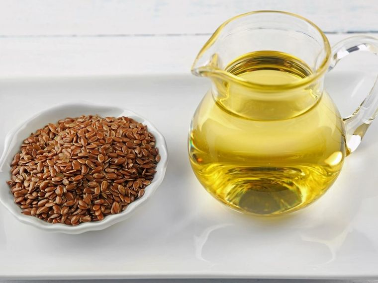 semillas de linaza omega3