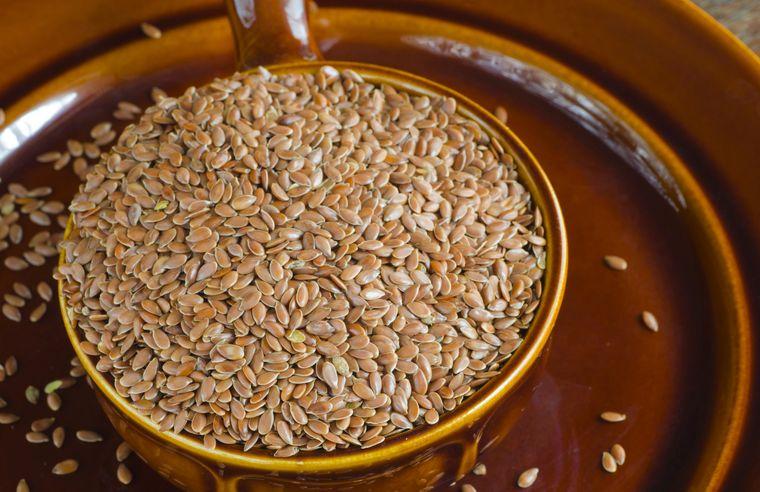 semillas de linaza salud digestiva