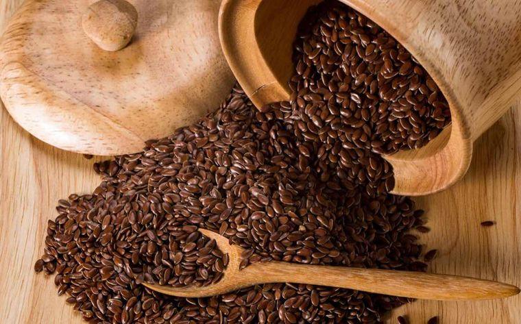 semillas de linaza salud