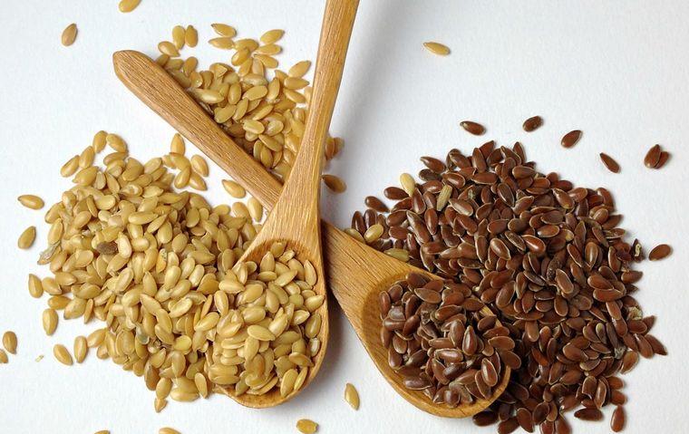 semillas de linaza tipos