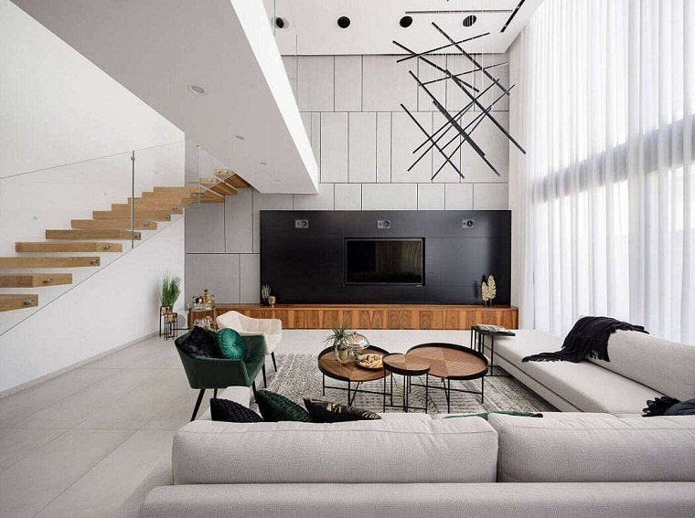 Ideas-para-decorar-paredes-blanco-negro
