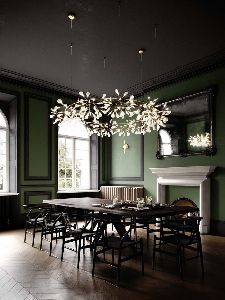 Ideas-para-decorar-paredes-verde