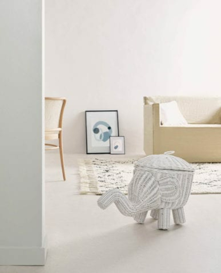 Elegir un diseño minimalista