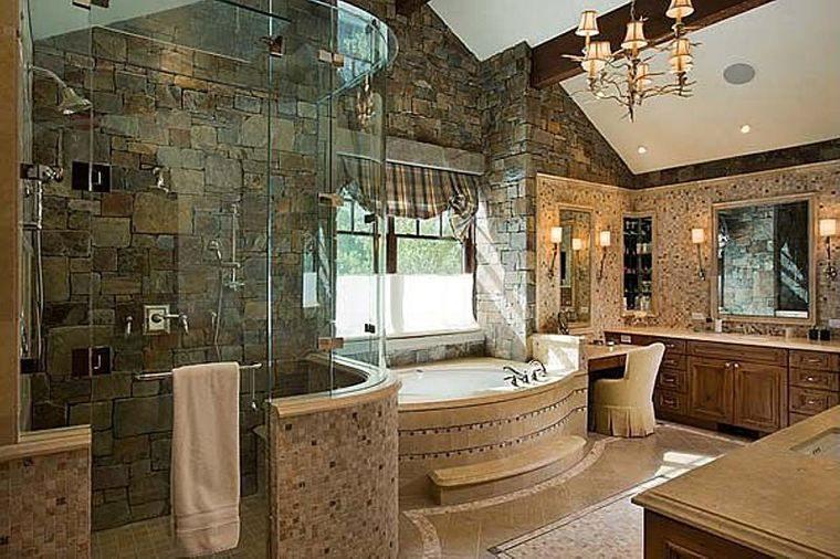 baños de lujo tranquilidad