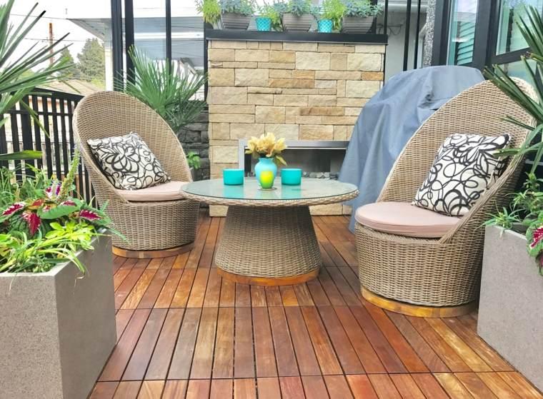 balcones con encanto-diseno-sillones