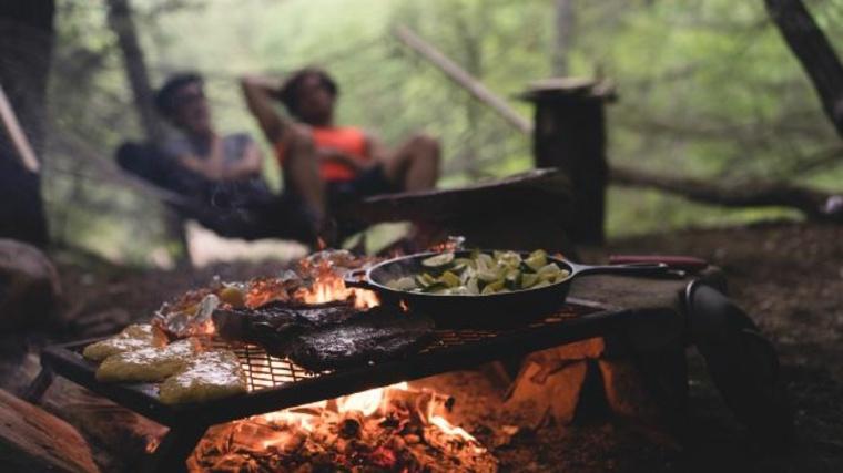 Cocinas de campamento