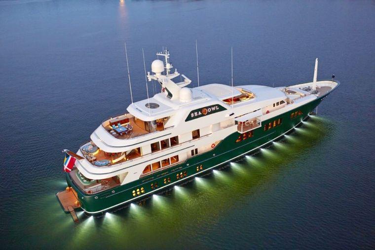 barcos de lujo-yates-opciones