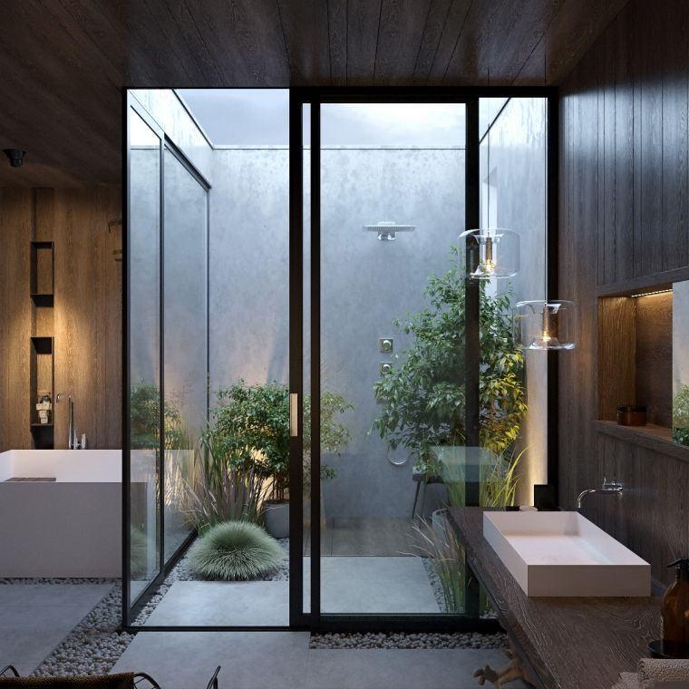 bellas-plantas-bano-moderno