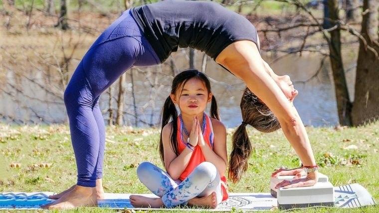 beneficios del yoga logro