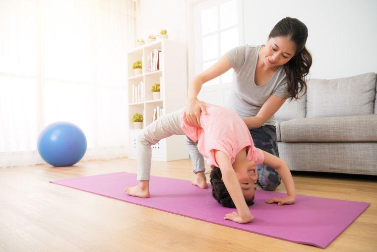 beneficios del yoga seguridad