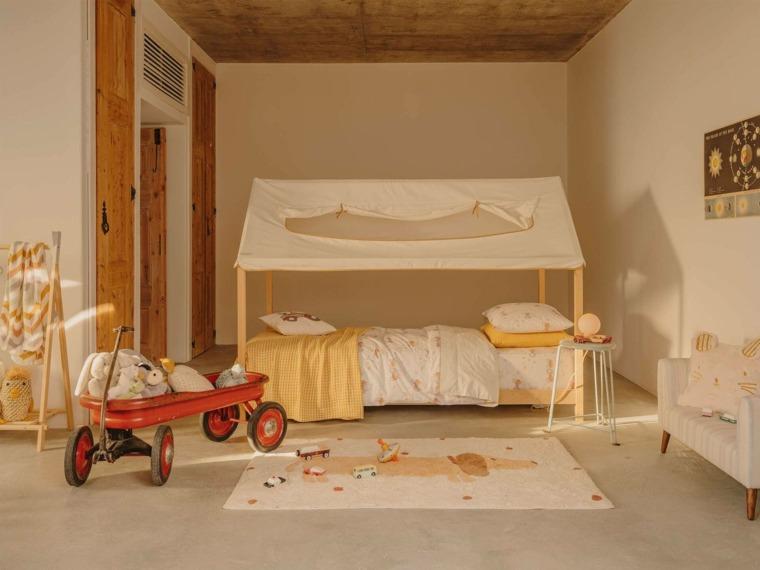 cama dosel