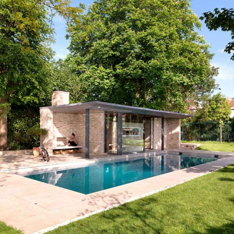 jardines con piscina casa-junto-piscina-ideas
