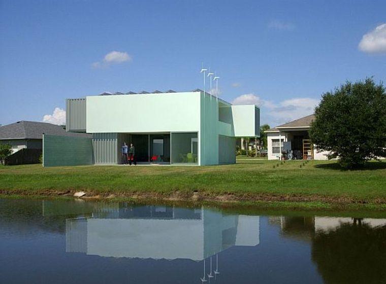casas de contenedores arquitectura