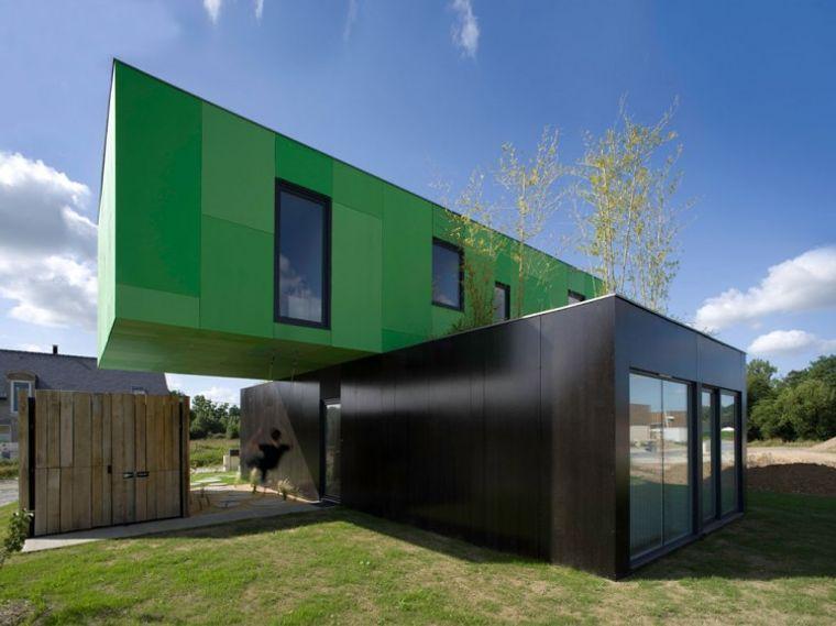 casas de contenedores ecologica