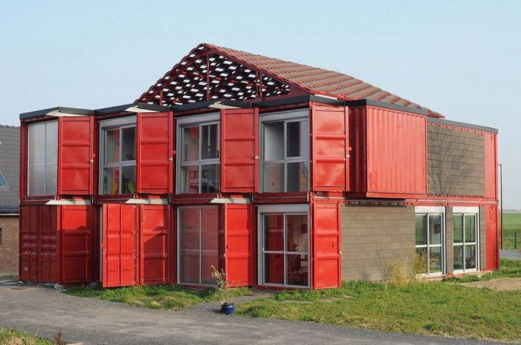 casas de contenedores maison