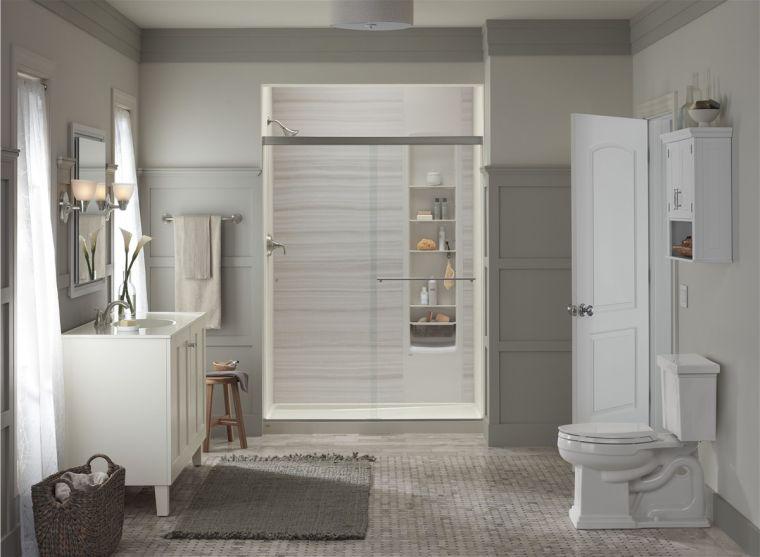 cuarto-de-bano-contemporaneo-ducha